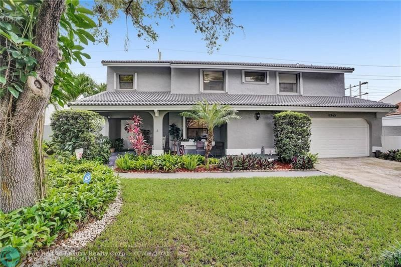 11965 N Aviary Dr, Cooper City, Florida 33026