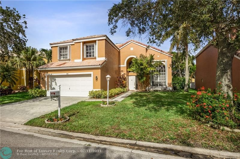 11644 NW 2nd Dr, Coral Springs, Florida 33071