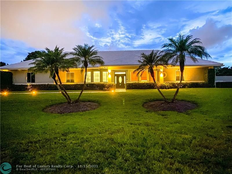 Sunshine Ranches, 7101 HOLATEE TRAIL, Southwest Ranches, Florida 33330