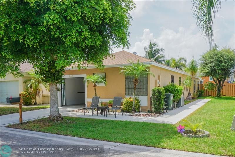 3421 NW 22nd Pl, Coconut Creek, Florida 33066