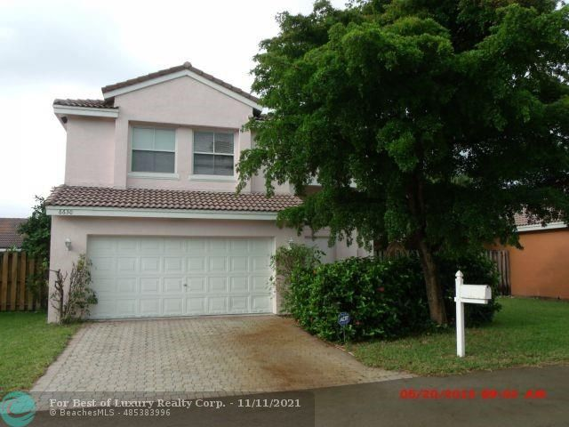 6630 Saltaire Ter, Margate, Florida 33063
