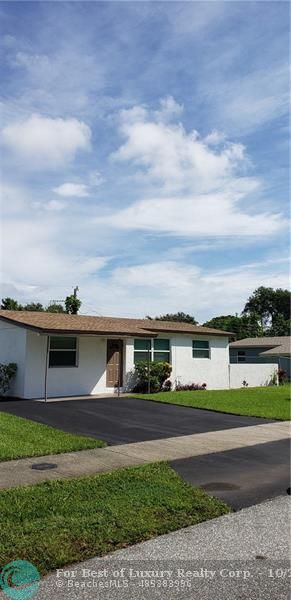 4451 NW 59th Ct, North Lauderdale, Florida 33319