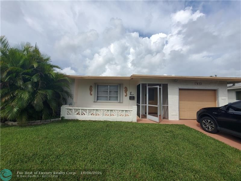 1450 NW 70th Ter, Margate, Florida 33063