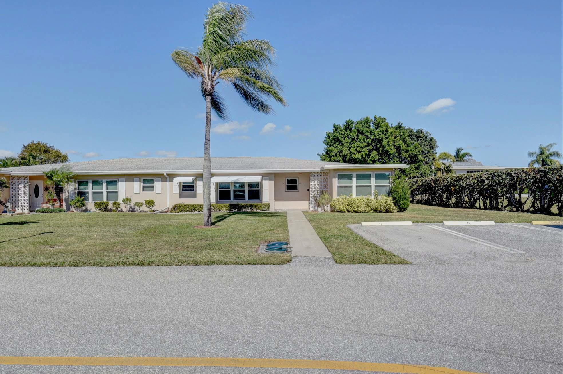 135 N High Point Unit C, Boynton Beach, Florida 33435