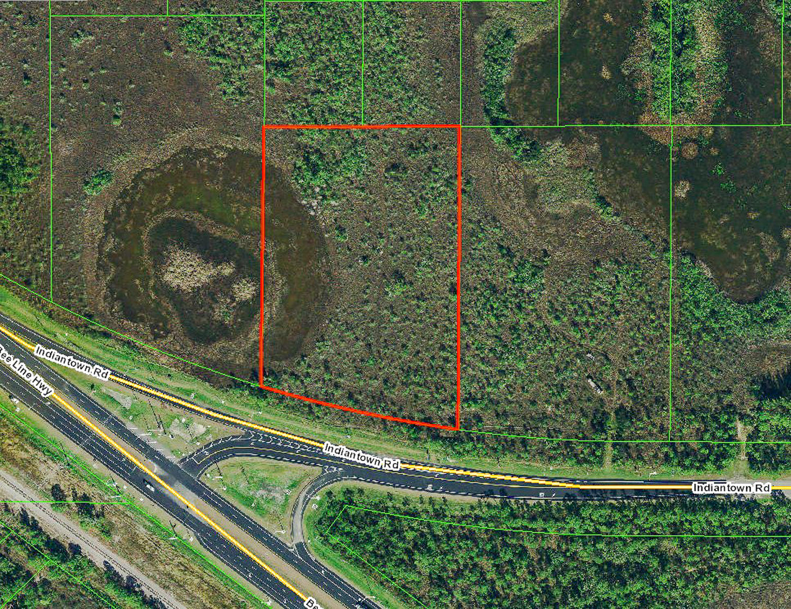 Lot Uu-238 Indiantown, Jupiter, Florida 33478