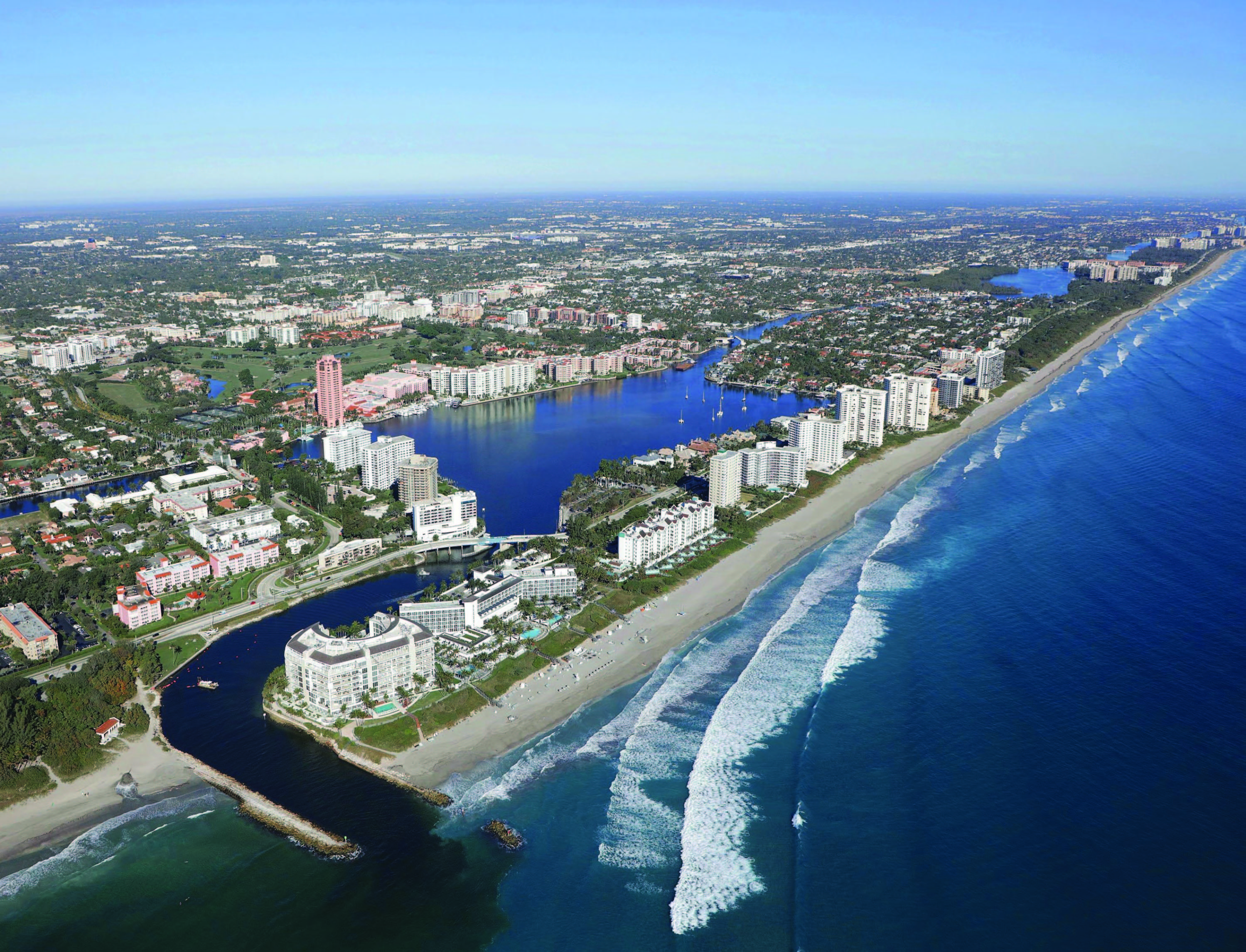 475 Royal Palm Unit 801, Boca Raton, Florida 33432