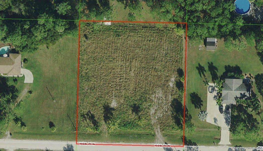Lot R-195 155th, Jupiter, Florida 33478