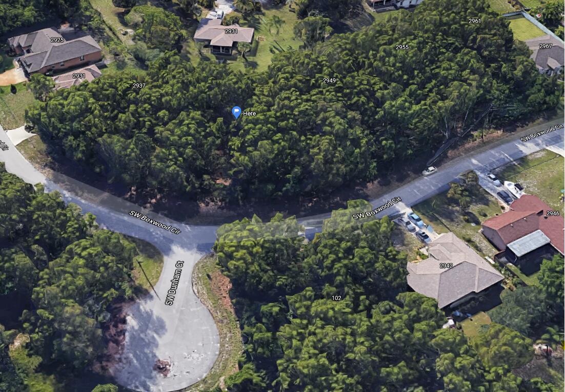 2943 SW Boxwood, Port Saint Lucie, Florida 34953