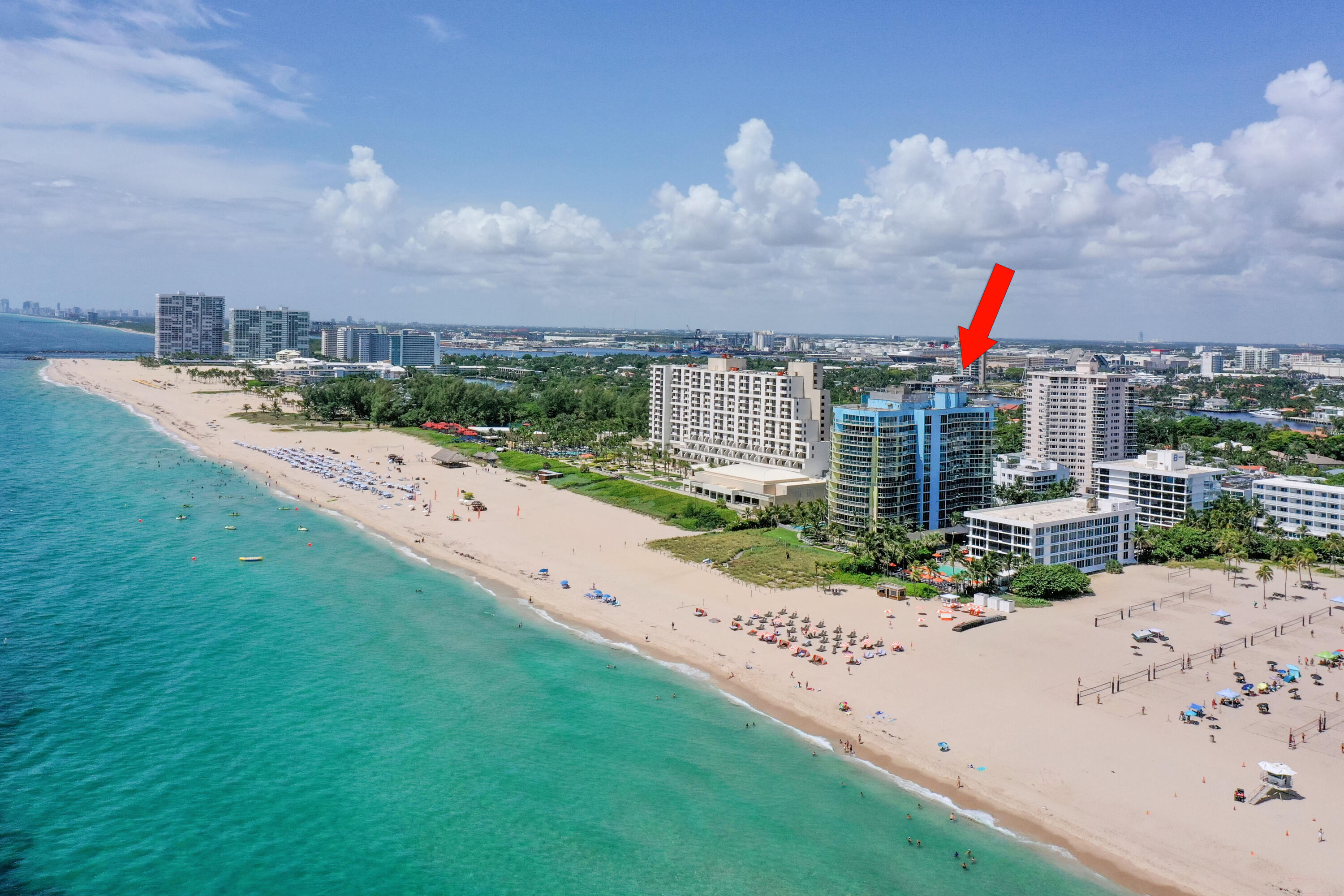 Coconut Grove, 1200 Holiday Unit 804, Fort Lauderdale, Florida 33316